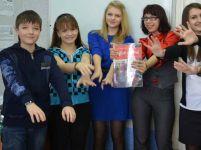 Школьники постарше в Перспективе в Липецке